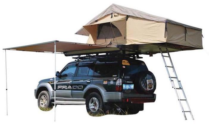 Land Cruiser for safe Camping African Tours